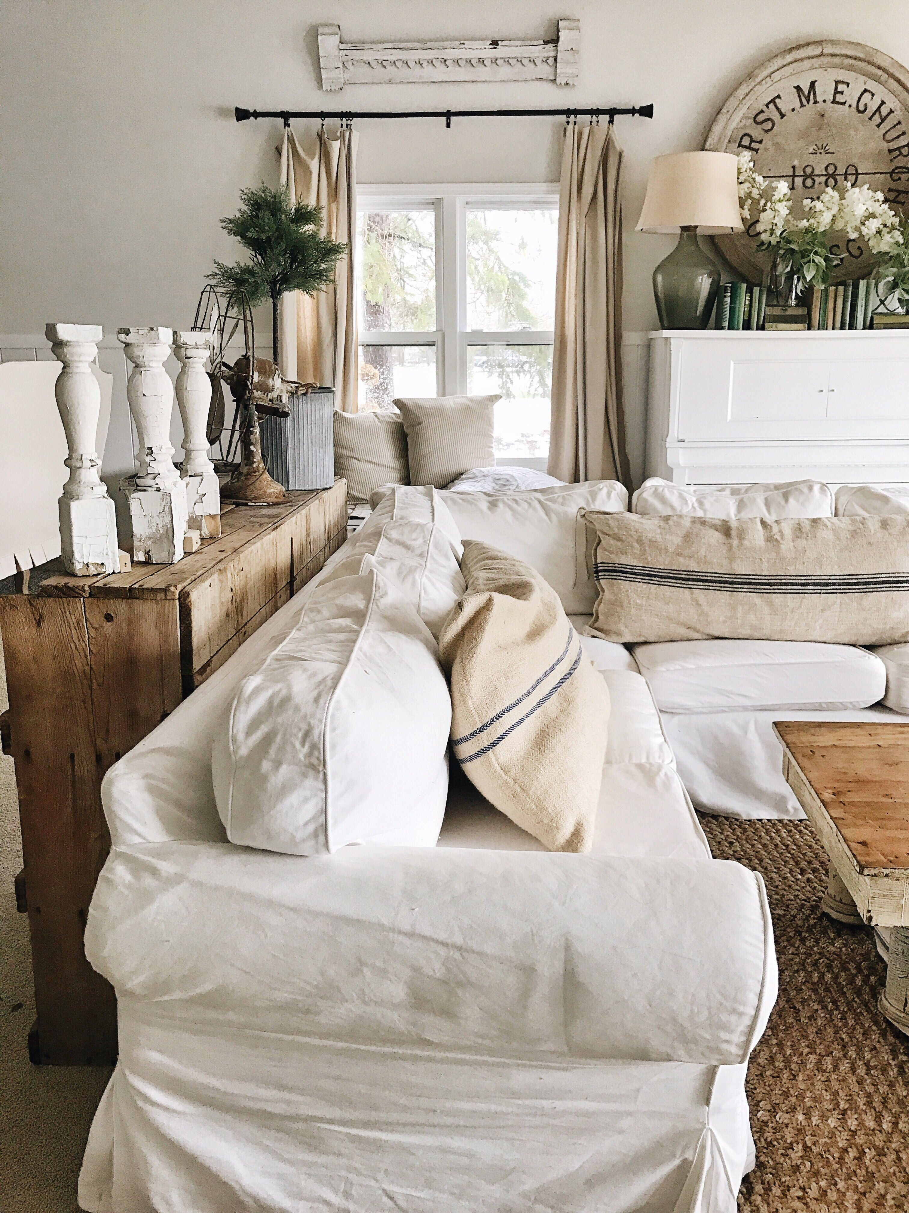 Farmhouse Decor From Ikea Blogger Home Projects We Love