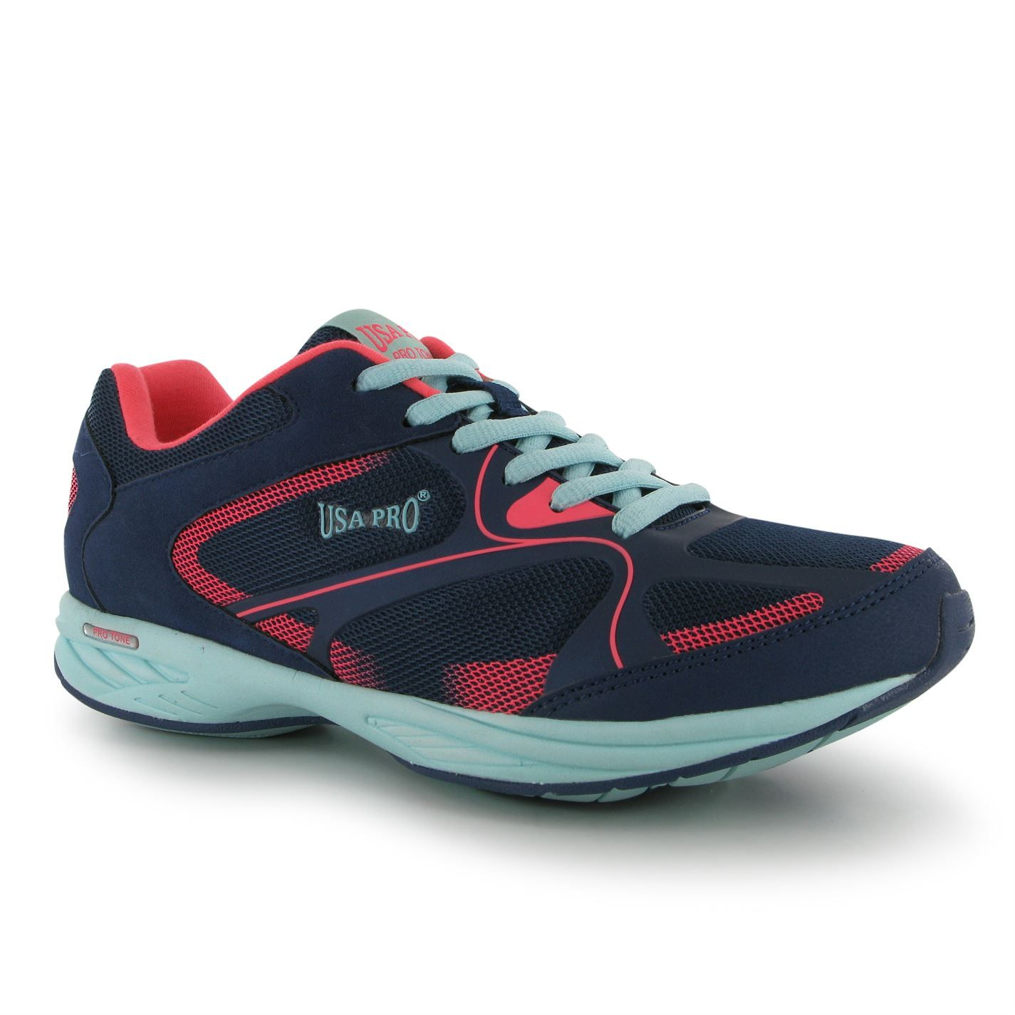 USA Pro Tone Wave Ladies Trainers >> Now £21 health