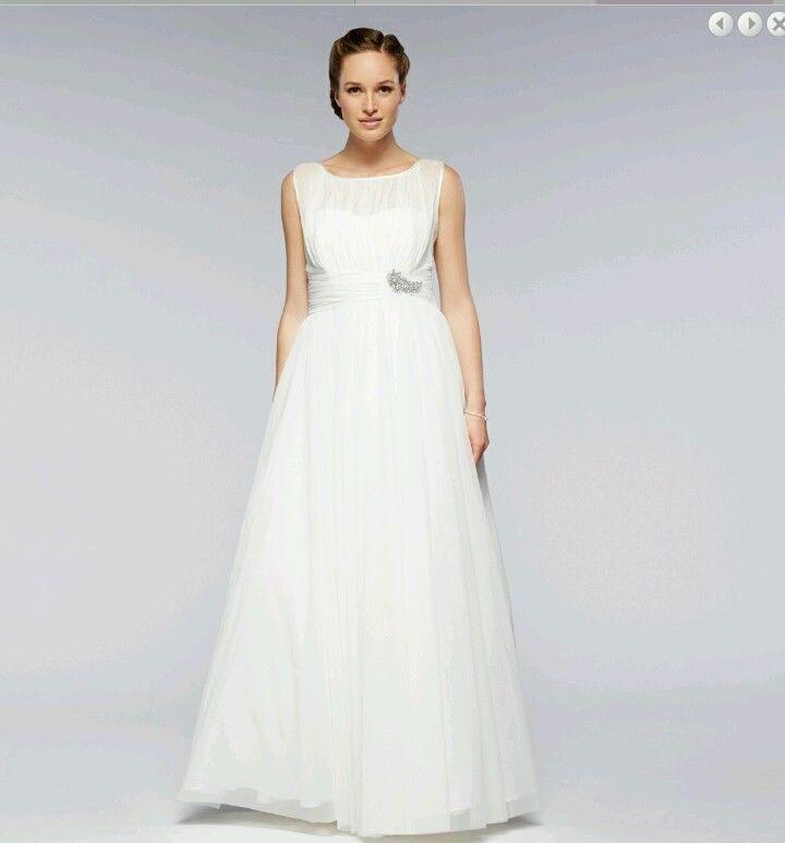 Debenhams Debut Wedding Dress Size 16 **bnwt