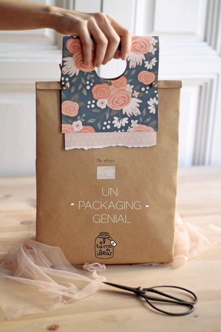 Un packaging genial San Valentinero paso a paso #prettypackaging