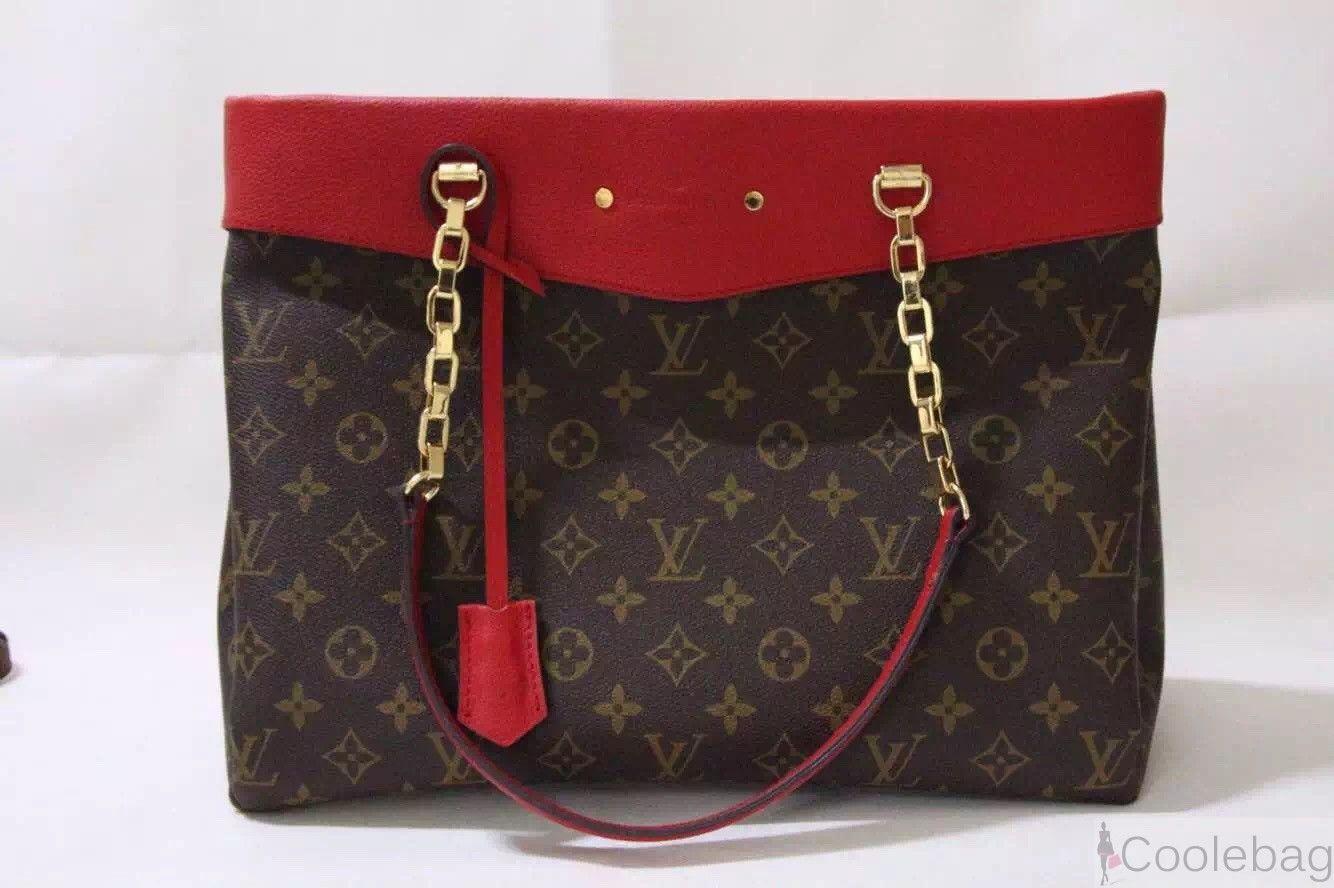 Louis Vuitton Cherry Pallas Shopper Bag M51197  7135a6901d24d