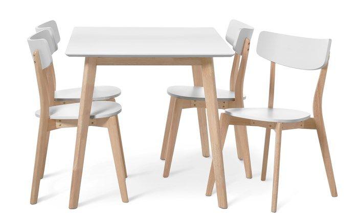 Produktbild Hanna, Matgrupp | Matsalsstol, Stolar, Bordsskivor