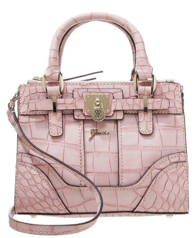e27f7c1bc2 Guess GREYSON Sac à main pink in 2019 | Sac à Main | Guess bags, Sac ...