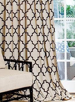 What Do You Call This Type Of Pattern Geometric Curtains Curtains Curtain Designs