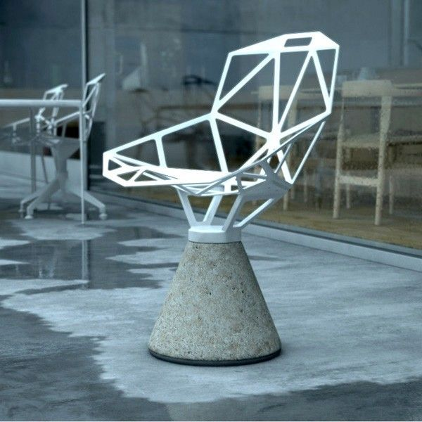 Chair One - Konstantin Grcic