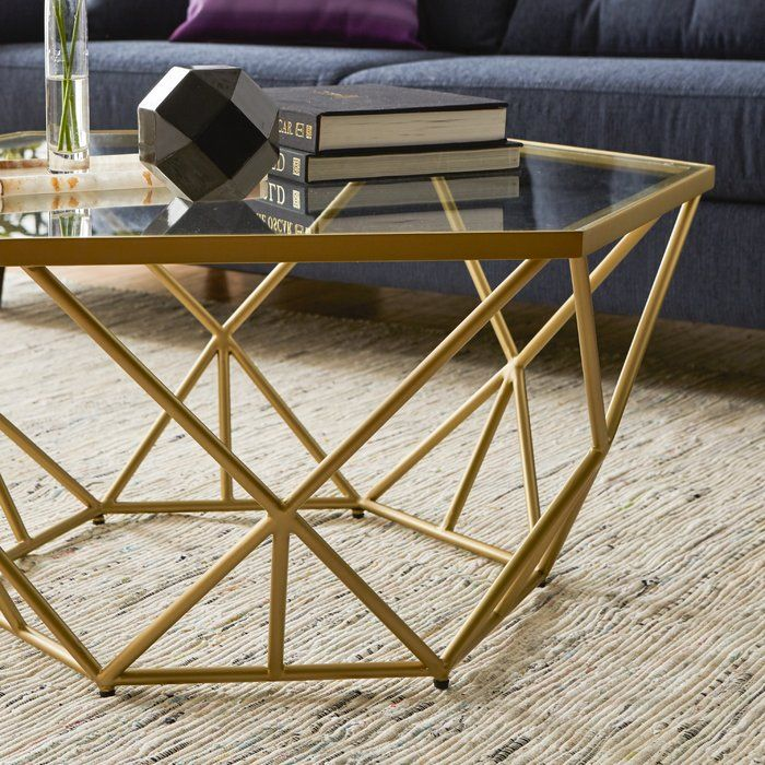 Rozier Coffee Table In 2020 Home Coffee Tables Drum Coffee