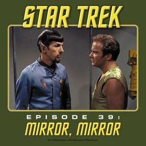 Star Trek Mirror, Mirror Green T-Shirt