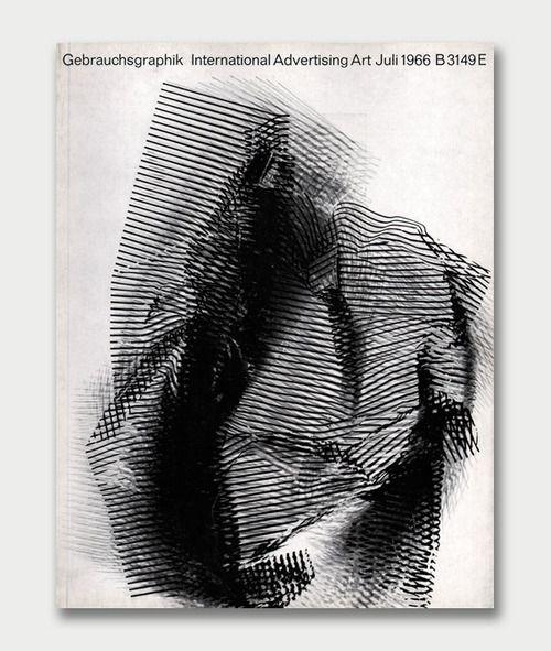 Gebrauchsgraphik 1966