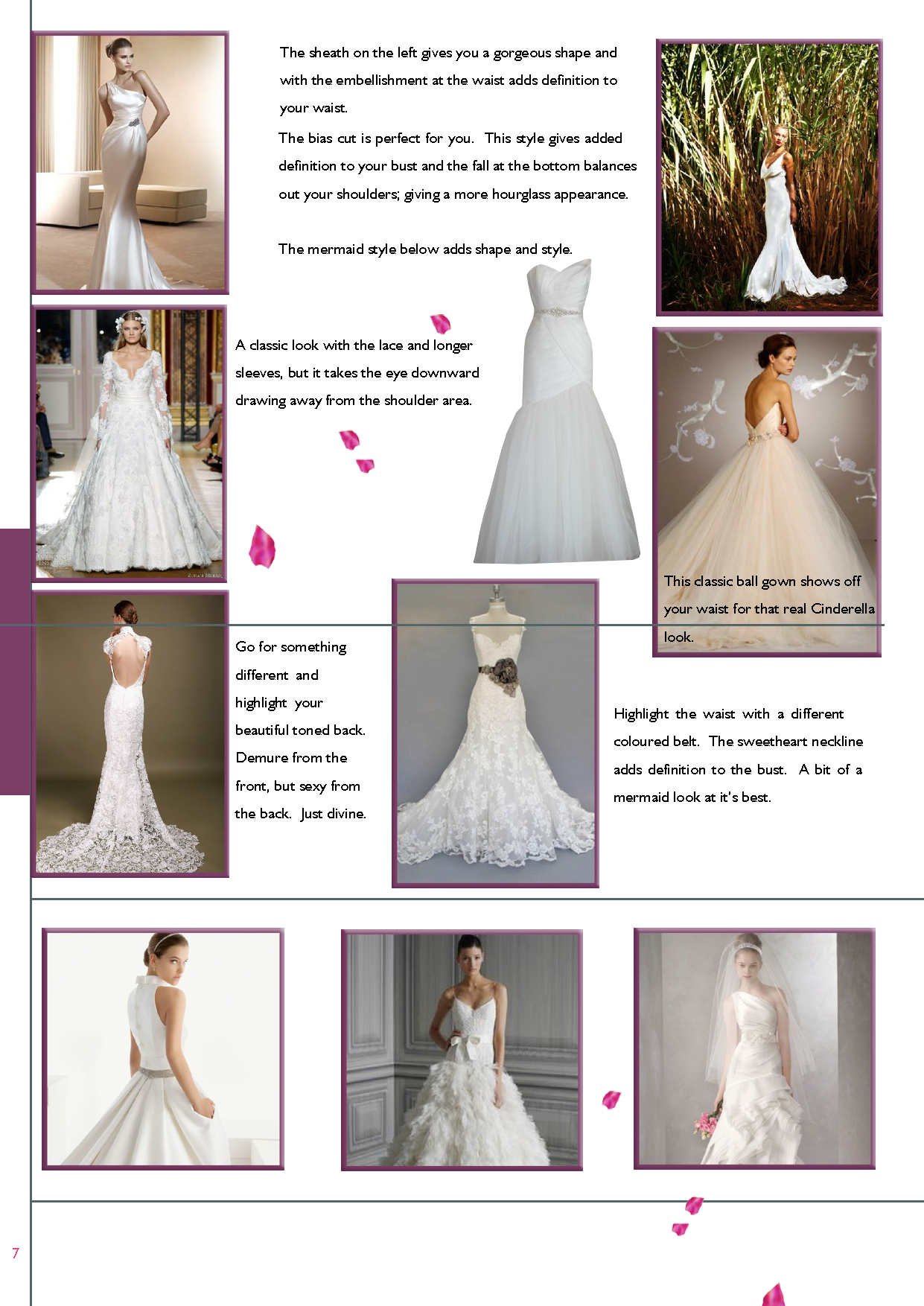 Grace Inverted Triangle Body Shape Bridal Gown Suggestions Weddingdaystyle Weddinggowns Weddings Styleguide Bodyshapeguide [ 1754 x 1241 Pixel ]