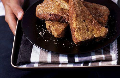Cinnamon Eggy Bread~ Gordon Ramsay's French Toast ...