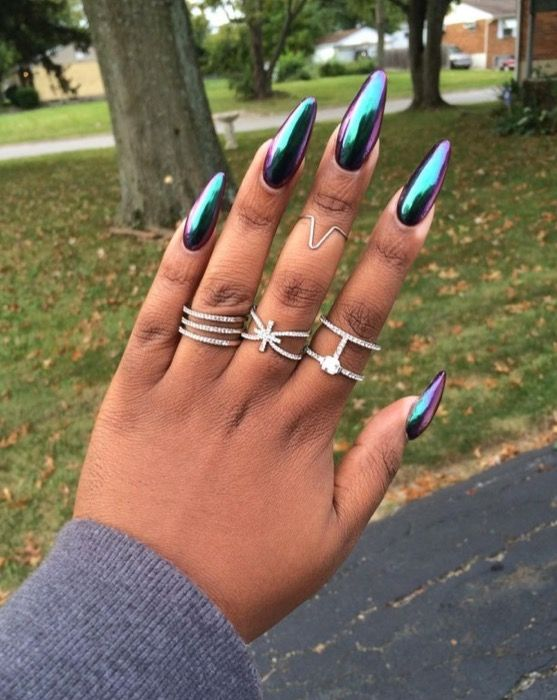 Like what you see? Follow me for more: @yofav.N   Nail Ideas ...
