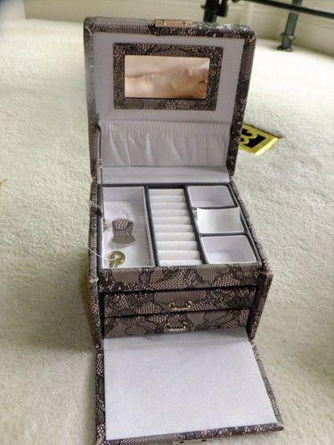 24++ Tuscan designs jewelry box grey viral
