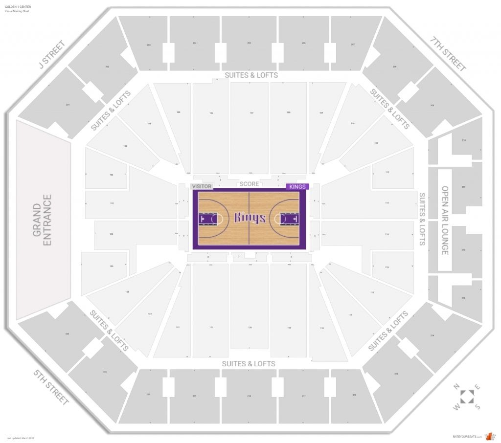 The Awesome Along With Lovely Golden One Center Seating Chart Golden1centerseatingchartseatnumbers Golden1centerseatin Seating Charts Sacramento Kings Chart