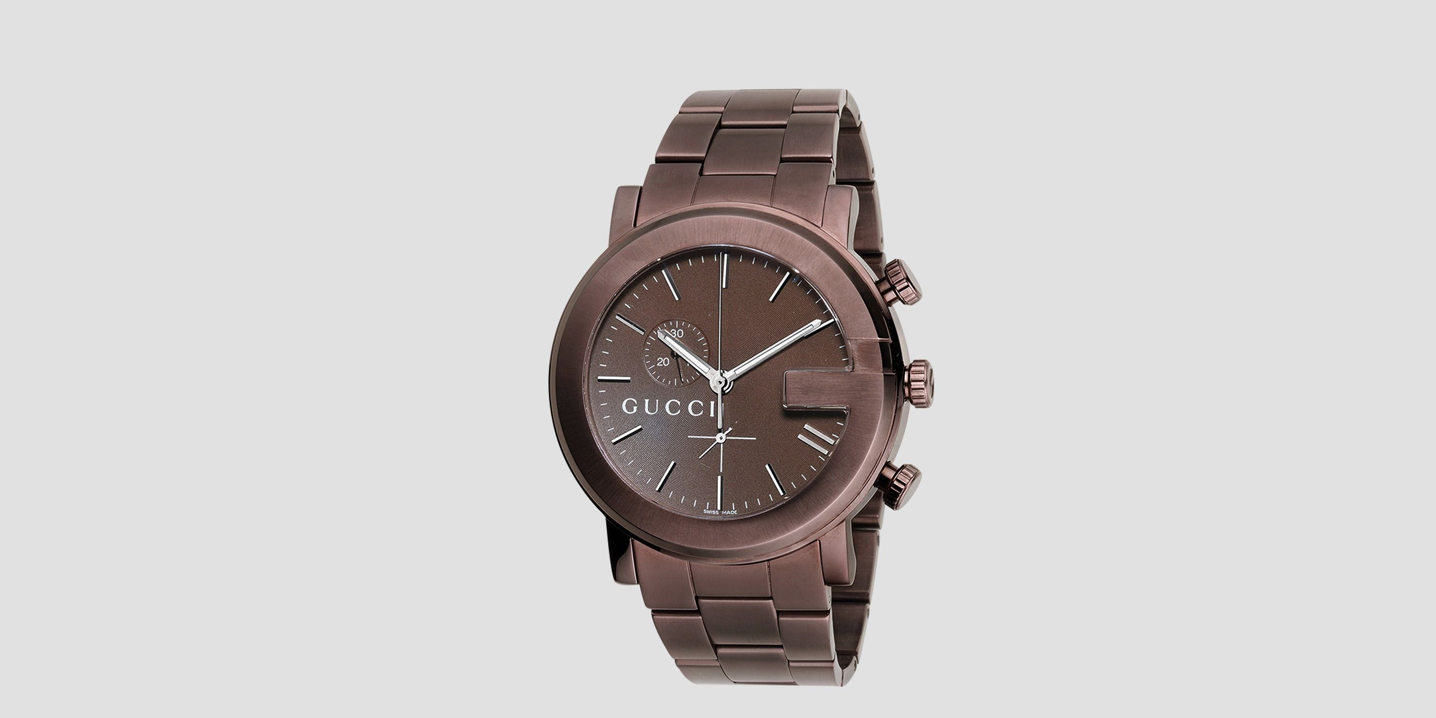 aca75c18205 Get a great deal with this online auction for a Gucci watch presented by  Property Room on behalf of a law enforcement or public agency client.