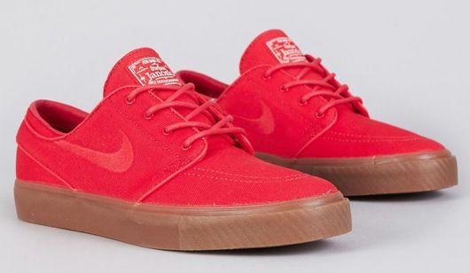 cheap for discount e2122 456de Nike SB Zoom Stefan Janoski – Hyper Red Gum