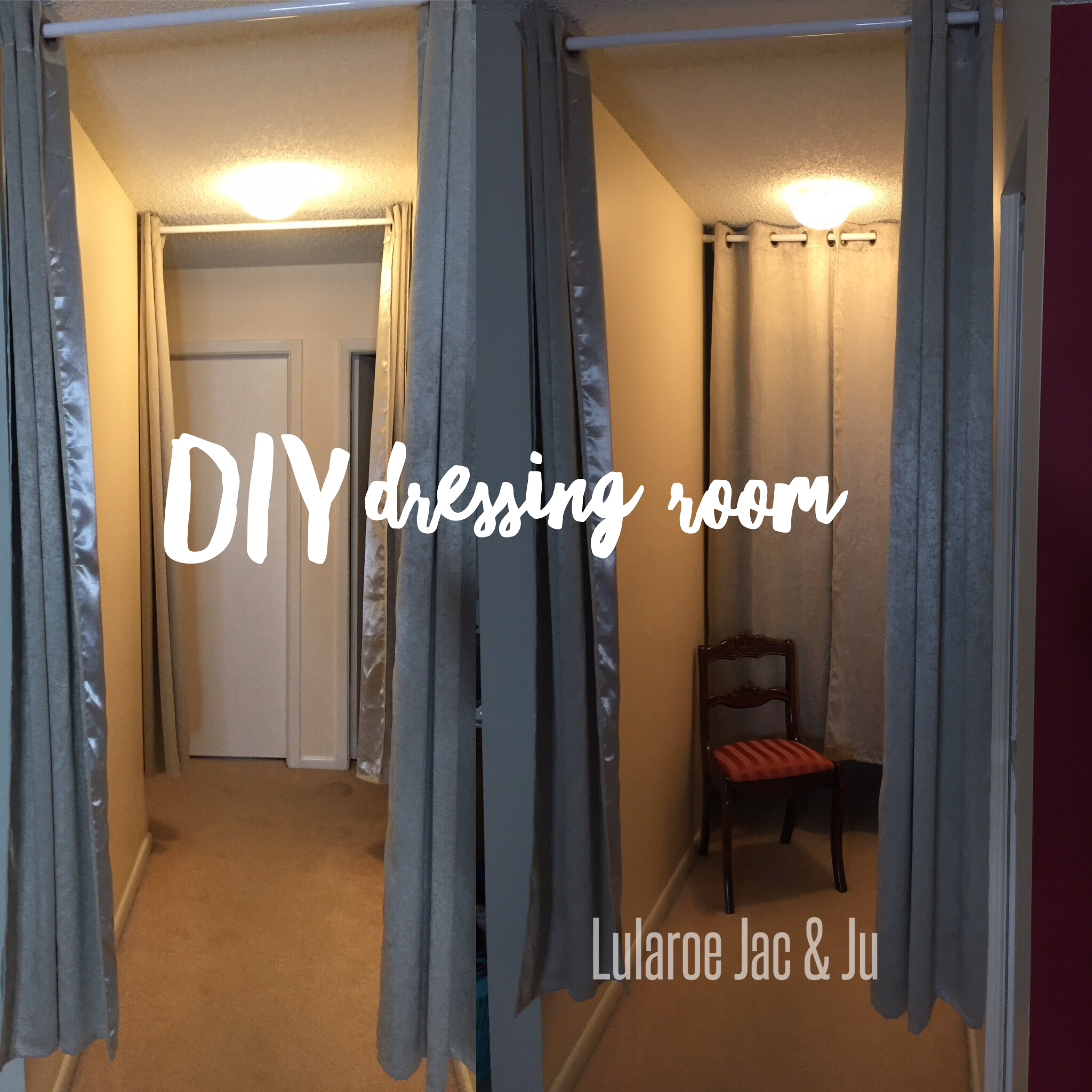 Diy Glam Dressing Room Makeover Before After By Orly Shani Cute766