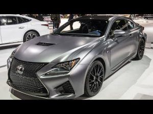 81 Concept Of 2019 Lexus Rcf Pricing Cars New Car Car Prices