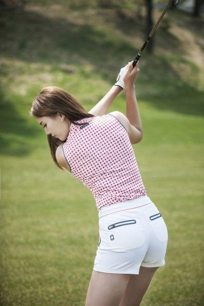 ボード「Golf Girls」のピン