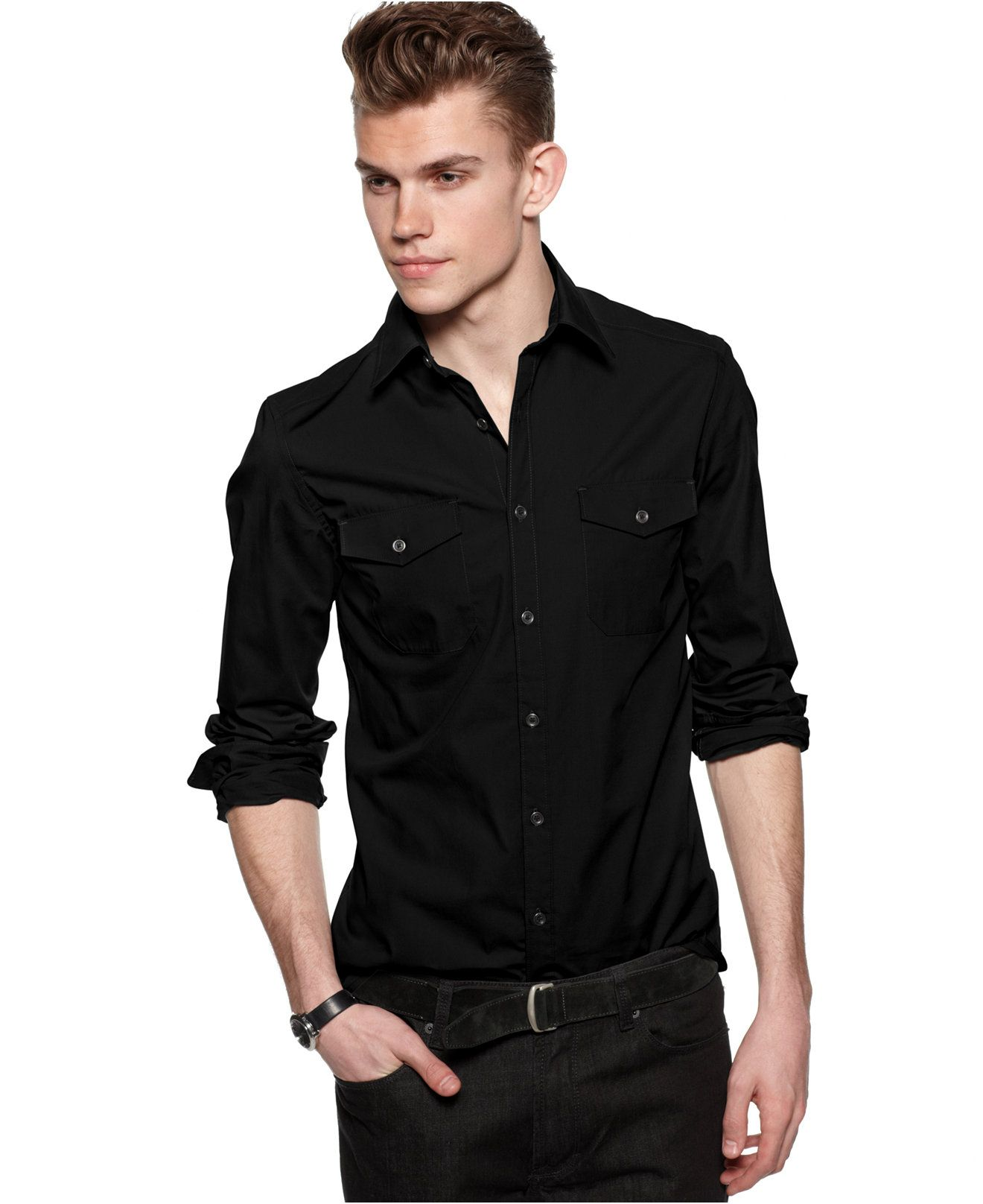 f5e077c8f81 Kenneth Cole Reaction Shirt