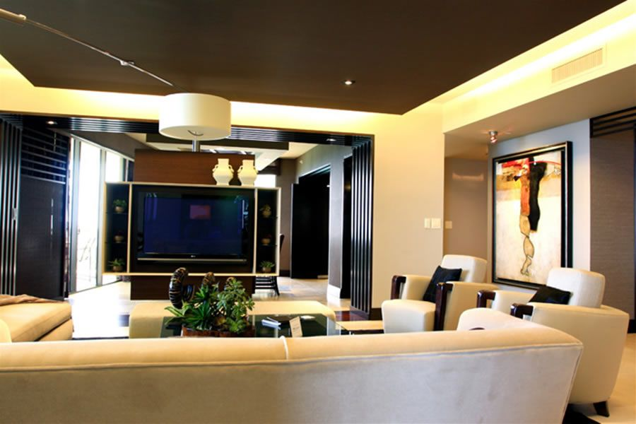 Exclusive Highend Wide Home Theater Designs for Home Entertainment