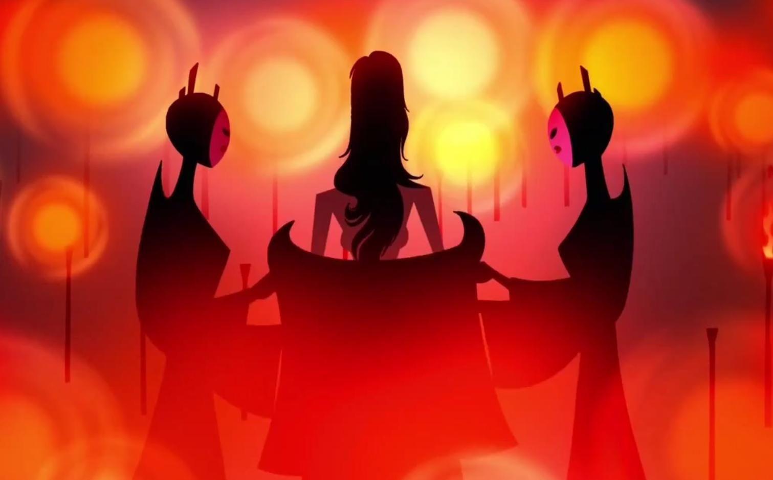 The High Priestess Gallery Samurai Jack Anime Samurai