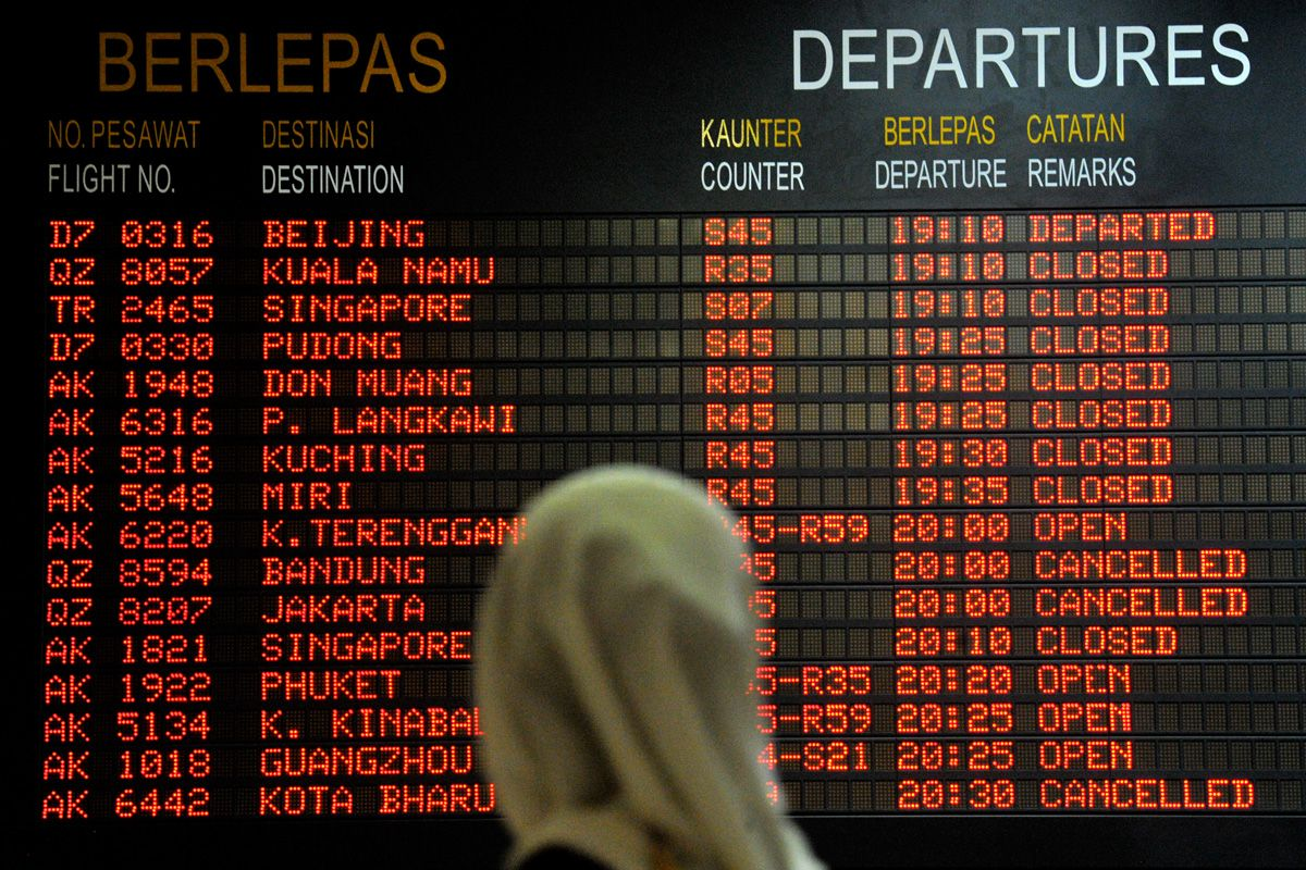 cost of flight cancellations   Consumers will seek help with cost of flight cancellations