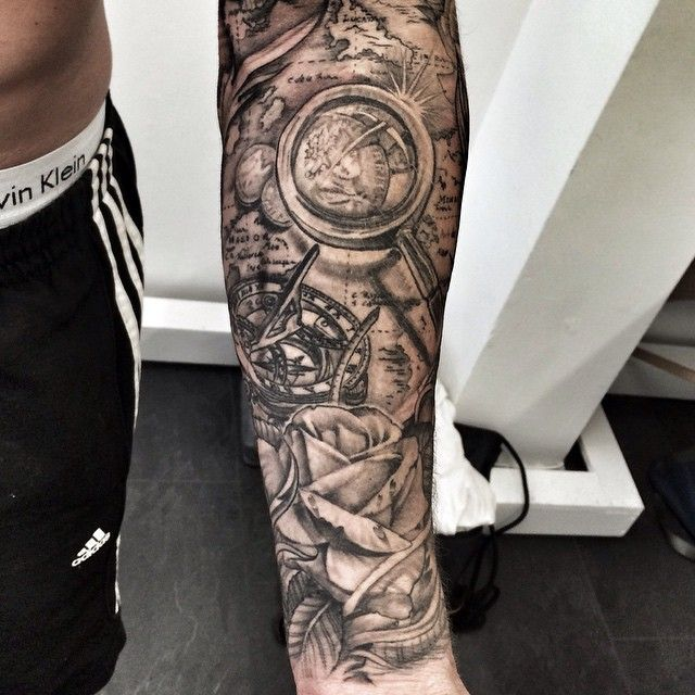 640 640 pixels for How much for a sleeve tattoo