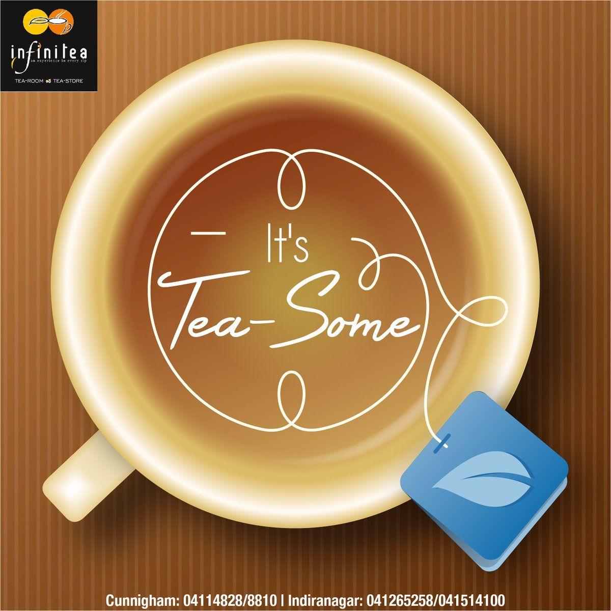 infinitea (infiniteaBlr) Twitter (With images) Tea