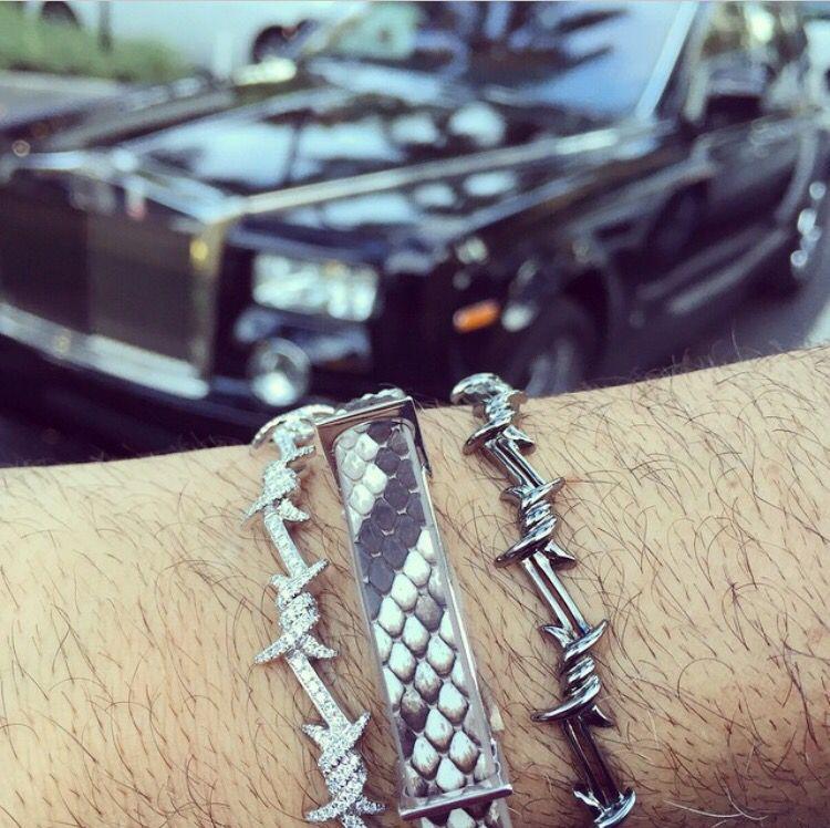 Djula Jewelry Barbed Wire Bracelet