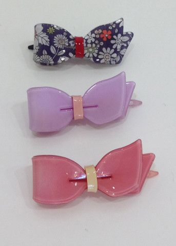 Adelaide Bow Hair Clip (Available in Multiple Colors) – Petite Étoile Children's Clothing Boutique in Salem, MA
