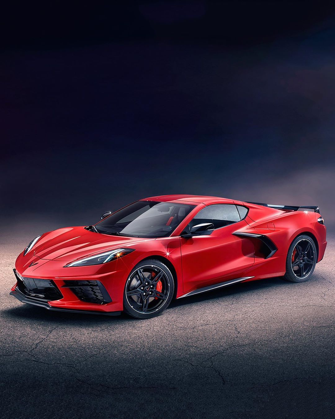 Car And Driver Auf Instagram The New C8 Chevrolet Corvette Is An Engineering Moonshot A Marketing Leap Of Faith And Corvette Stingray Super Cars Corvette