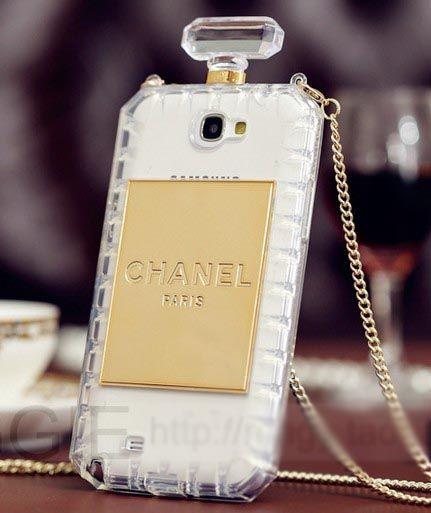 Neuf samsung galaxy note 2 Chanel sac coque housse etui BOY N5 ...