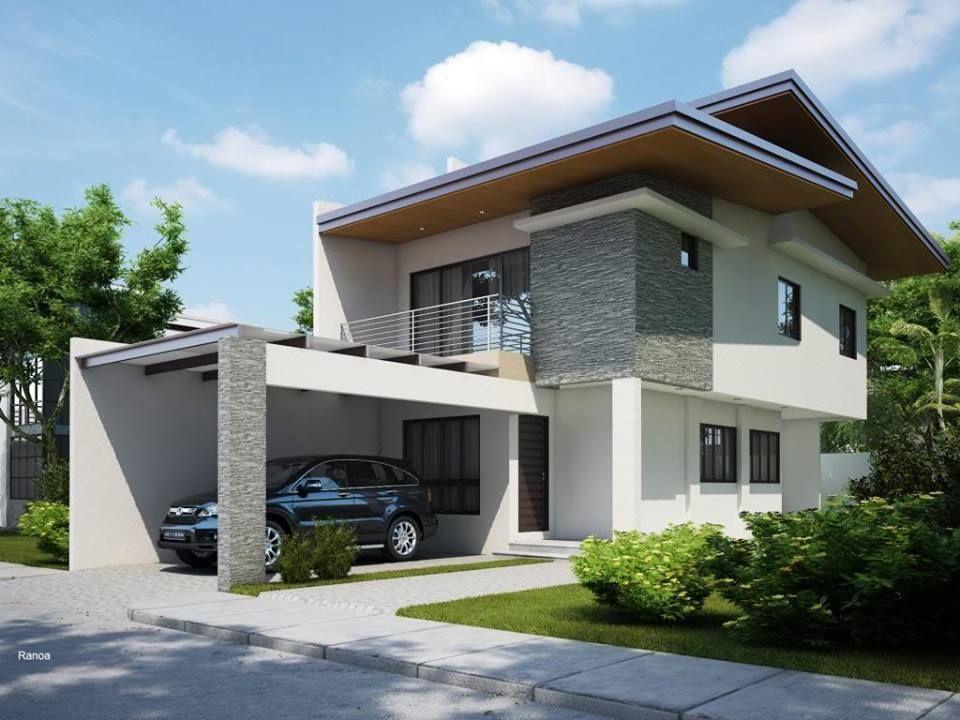 Alto lago privada residencial dise oyarquitectura for Exteriores de casas