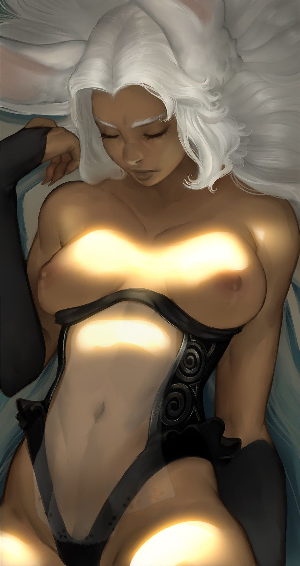 from James nude final fantasy girl pics