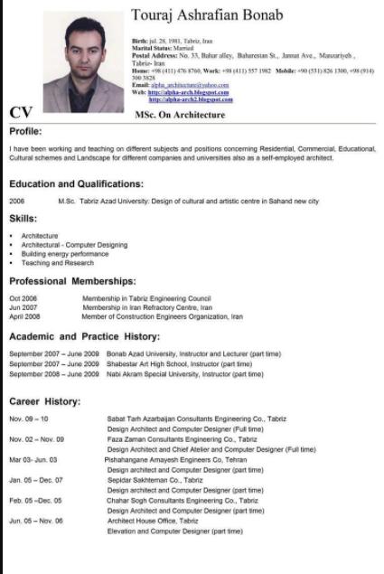 Contoh Curriculum Vitae Bahasa Inggris 30 Contoh Daftar Riwayat Hidup Curriculum Vitae Cv Terlengkap Http Con Riwayat Hidup Bahasa Inggris Cv Kreatif