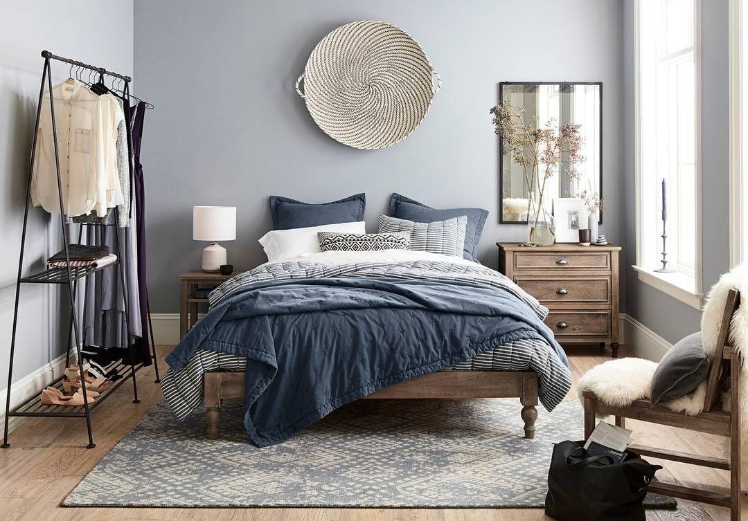 Pin by ashley kula on fo sho in 2019 pinterest - Pottery barn master bedroom ideas ...