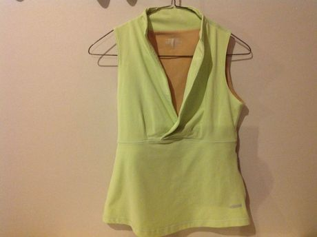 Available @ TrendTrunk.com Lime green One Tooth tank. By One tooth. Only $25!