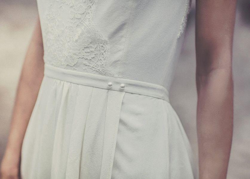 Robes de mariée Laure de Sagazan 2013   wedding-secret.com