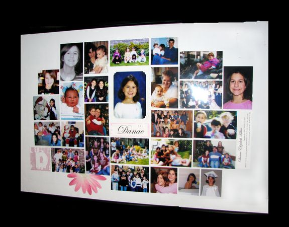 Using Pics Of Mom And Adding Flowers Around The Edges Funeral Memorial Funeral Planning Remembering Mom