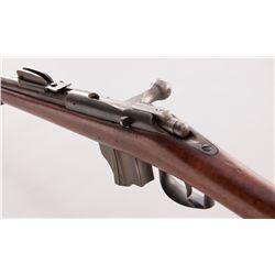 Dutch Beaumont Model 1871 Bolt Action Rifle