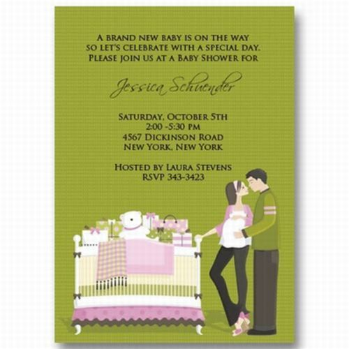 Baby Shower Invitation Wording Guidelines Baby Shower