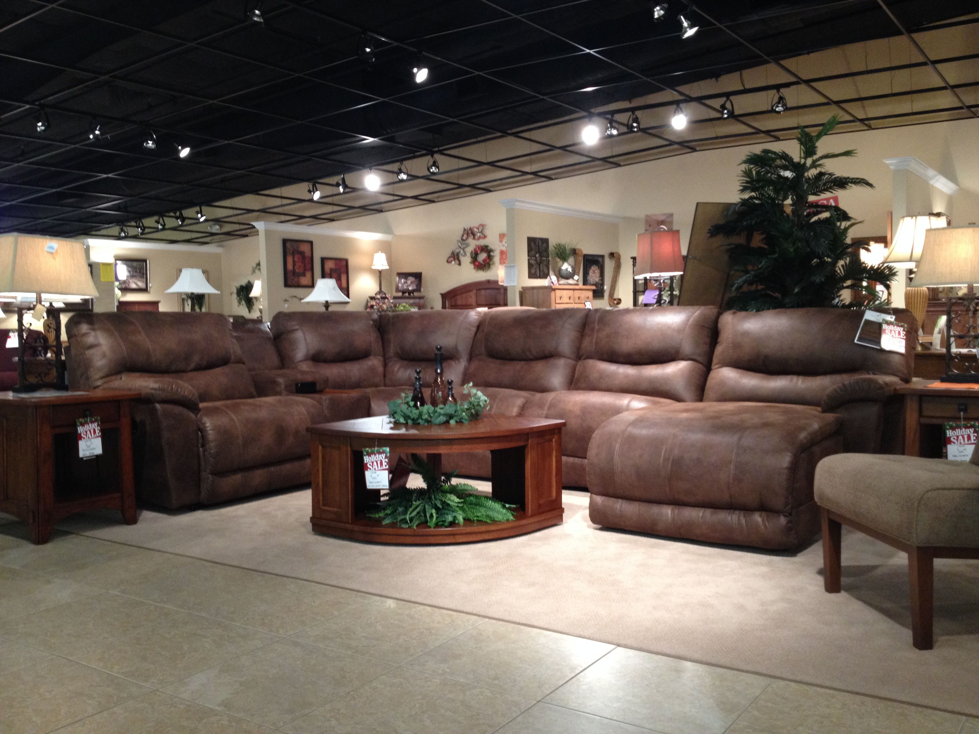 HomeFurnitureIN La Z Boy 'Dawson' Sectional Now Available In Store