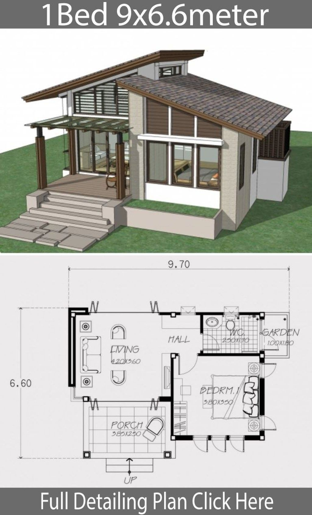 35 Lovely Small Home Design Ideas With Two Floor That Have Minimalist Architecture In 2020 Small House Style One Bedroom House Bungalow House Design