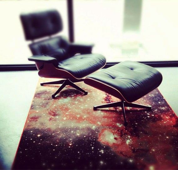 WANT: Part XVII, Galaxy Rug Edition