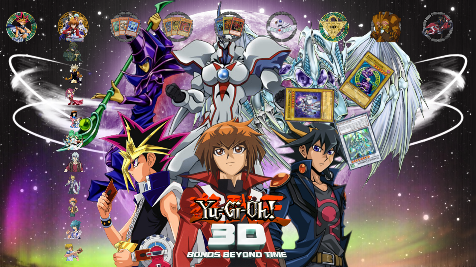 Yugioh BBT PS3 Dynamic Theme by on DeviantArt
