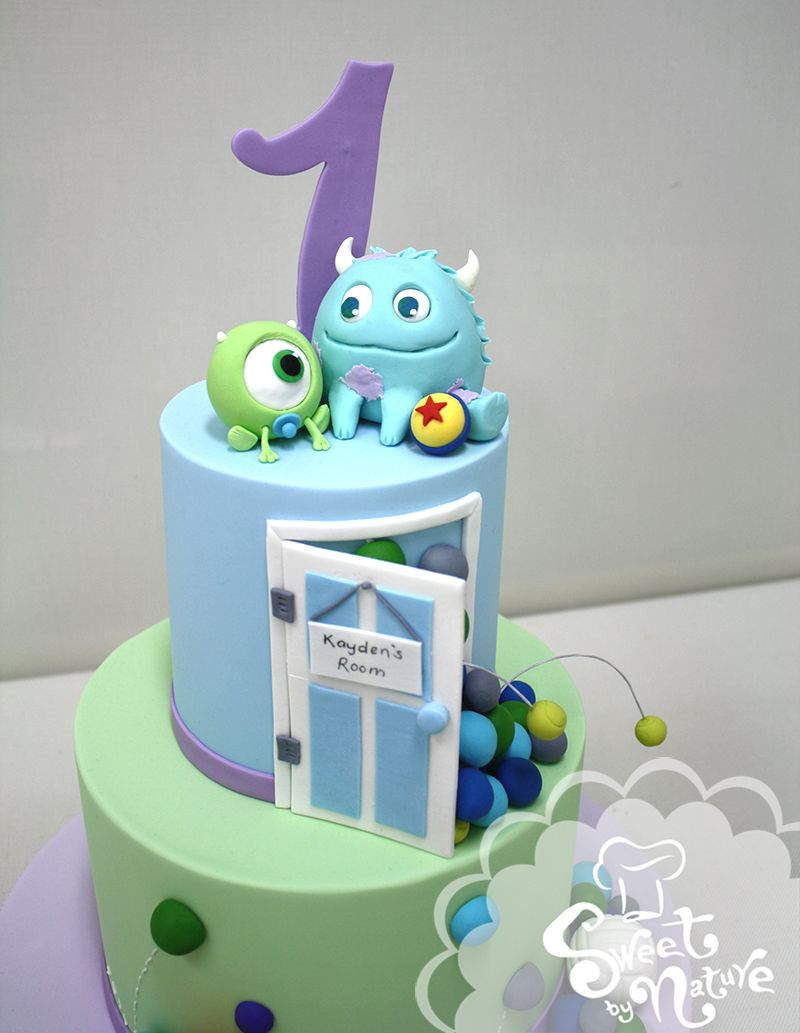 Mike Lemon Casting: Kayden's First Birthday Cake Featured An Adorable Little