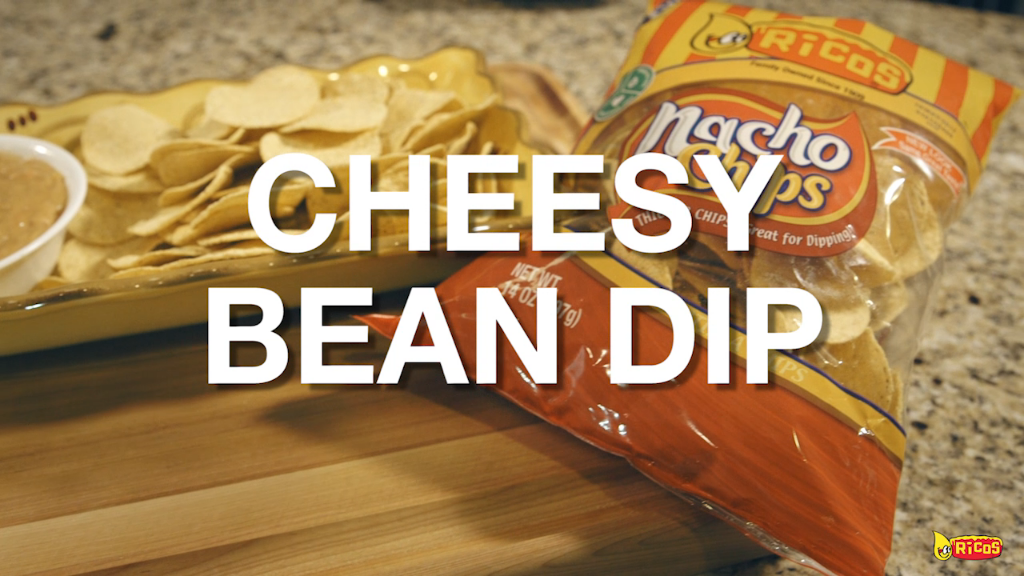 Take your bean dip to another level with Ricos cheese!