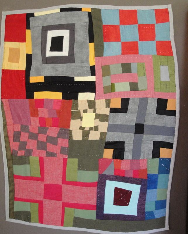 Corrine Riley | African American quilts | Gees Bend | Mendocino | Chicago | Mingei museum - Northcoast Artists Gallery