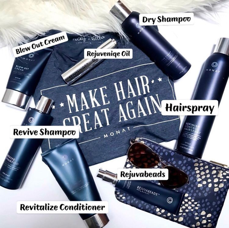 Premium Hair and Skincare Products | MONAT Global
