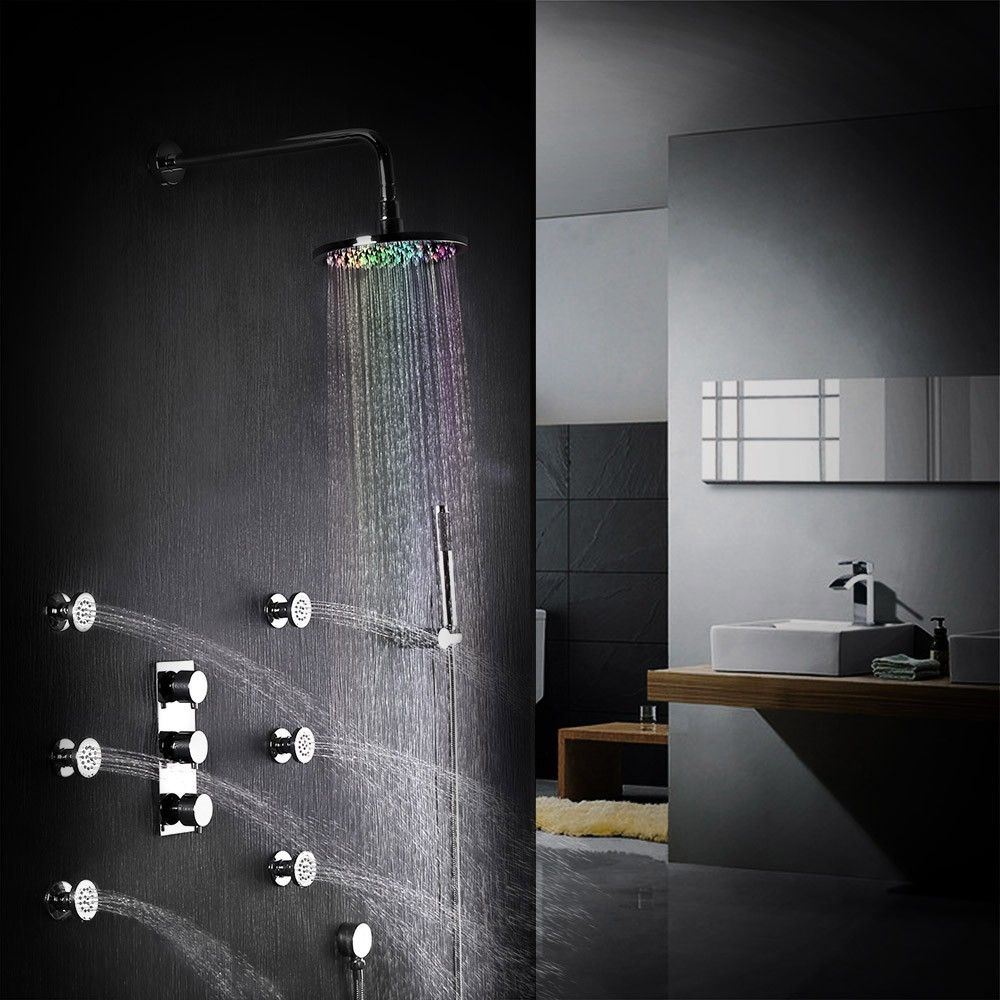 Pin by Kelly Nuss on For the Home | Pinterest | Rain shower, Modern ...